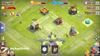 Castle Clash videosu
