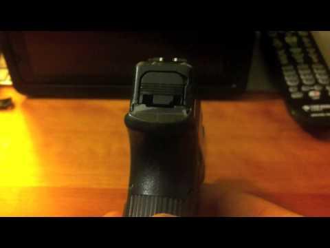 0 Airsoft пистолет KSC GLOCK 17