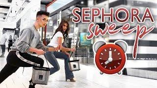 Video 60 SECOND SEPHORA SWEEP ft. Tati Westbrook MP3, 3GP, MP4, WEBM, AVI, FLV Maret 2019