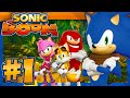 Sonic Boom Rise of Lyric Wii U (1080p) - Part 1 & Giveaway