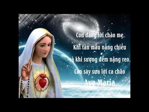 ♪ Ave Maria ♫ ca đoàn Cecilia ♫