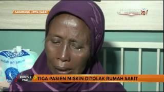 Video 3 Pasien Miskin Ditolak RS, Bupati Dedi Turun Tangan MP3, 3GP, MP4, WEBM, AVI, FLV Februari 2018