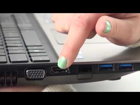 Asus K55VD Windows 8 Laptop with 3rd Generation CPU and Dedicated Graphics