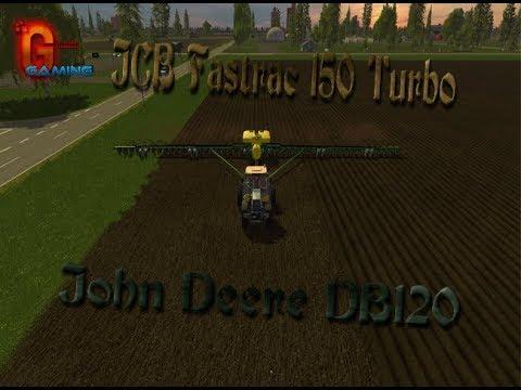 FS17 John Deere DB120 v4.0