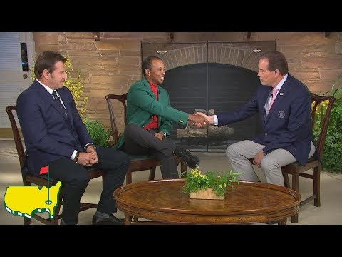 Tiger Woods' Interview In Butler Cabin - Thời lượng: 14 phút.