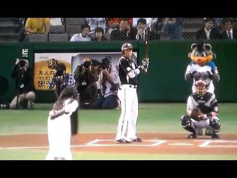 恐怖的貞子被邀請日本職棒開球,投完一球貞子突然死了!?