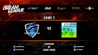 Vega vs 4Clovers, game 1