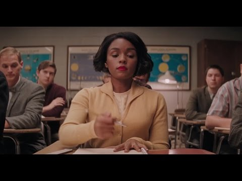 Hidden Figures (Featurette 'Modern Figures: Elena Poniatowska')