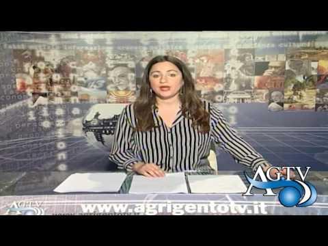 Telegiornale Agrigentotv del 08-05-2017