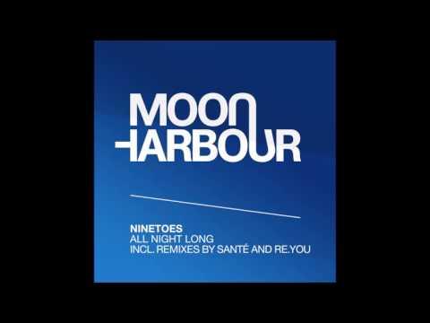 Ninetoes - All Night Long (Santé Remix) (MHR094)