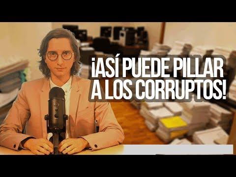 Guía para fregarles la vida a los corruptos - La Pulla