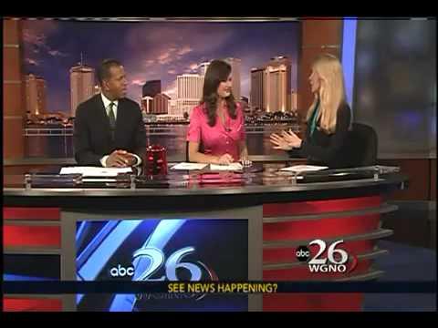 News Anchor Talks About Enjoying Penis (G Spot Shot)