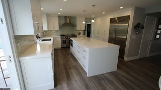 Home & Kitchen Remodel with Room Addition in Villa Park Orange County