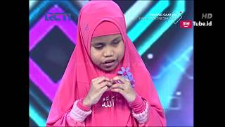 Video HAFIZ INDONESIA 2018 - Hafalan Almaul Husna Kayla Bikin Satu Studio Menangis [17 Mei 2018] MP3, 3GP, MP4, WEBM, AVI, FLV Januari 2019