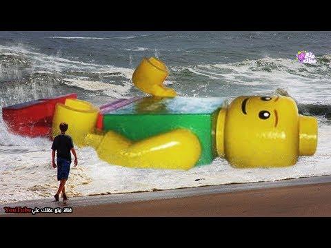 العرب اليوم - أغرب 10 أشياء قذفت بها الأمواج إلى الشاطىء