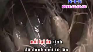 Karaoke THANH CA VC TINH MAU TU (Day Dao)