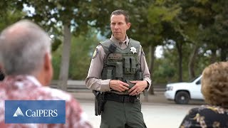 We Serve CA   Officer Michael Gleckler, California State Parks