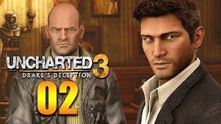 Der Untergrund von London •️ Uncharted 3: Drake's Deception Remastered Part 2 [German/Deutsch]