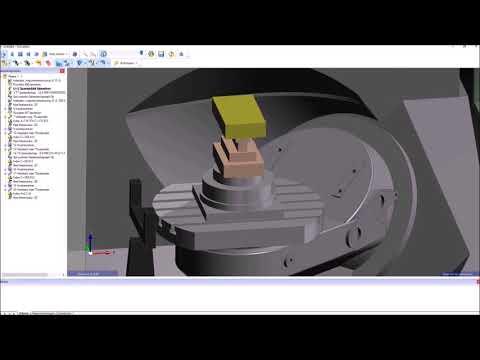 Shopfloor licentie (Edgecam) (видео)