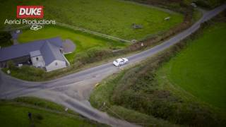 Isle Of Man United Kingdom  City new picture : DJI Drone Footage - British Rally Championship - Rally Isle of Man 2016