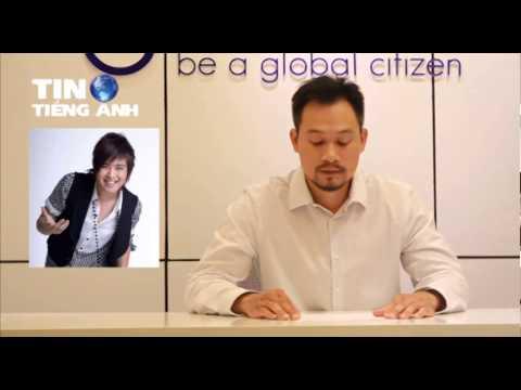 Bản Tin Tiếng Anh Gitizen- Wanbi Tuấn Anh