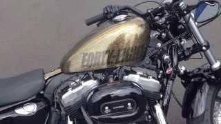 7. 2013 Harley Davidson forty eight (48) Walk around HD