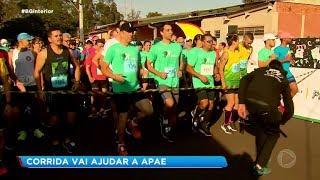 Lençóis Paulista: 400 atletas participam da corrida solidária da Apae