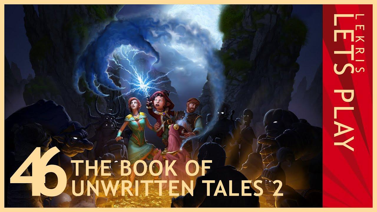 The Book of Unwritten Tales 2 - Kapitel 4 #46 - Mumien Smalltalk