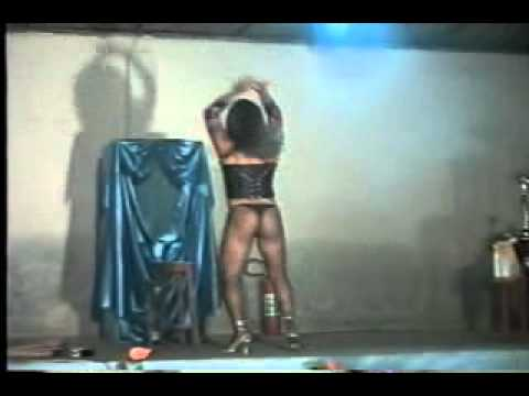 Dominike no Glamour Gay em Rio Novo (2007)