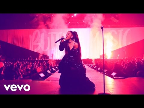 Ariana Grande  - Thinking Bout' You & Touch It (Live) (Dangerous Woman Tour)
