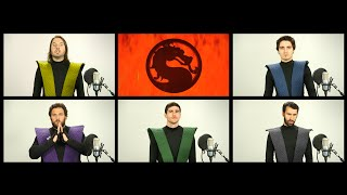 In honor of Mortal Kombat X, we sing the classic MK movie theme song acapella! More Warp Zone Acapellas!