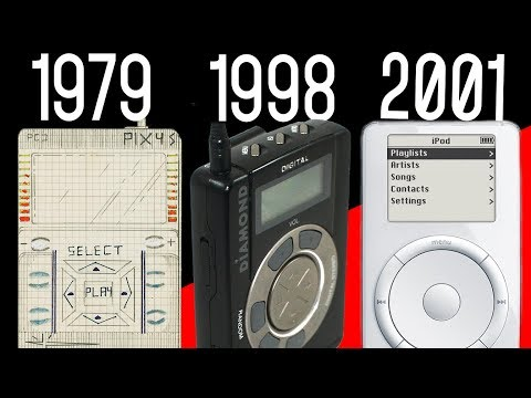 The Strange Story of the Mp3 Player