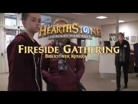 Fireside Gathering Bibliotheek Kerkrade 2015