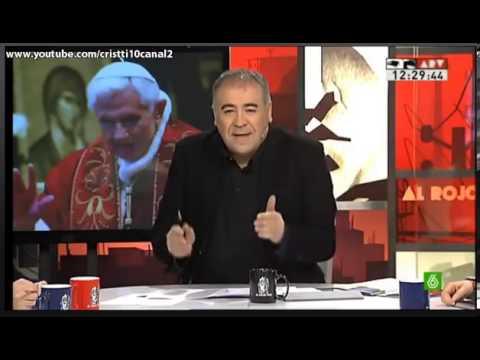 El Papa Benedicto XVI renuncia ¿ POR SU EDAD O CUMPLIMIENTO BIBLICO?