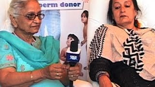 Interview with Dolly Ahluwalia & Kamlesh Gill (Vicky Donor)