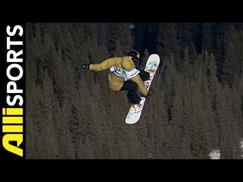 540 - Spencer O'Brien breaks down the backside 540 indy down to the bare bones from the Dew Tour slopestyle course in Breckenridge, Colorado. O'Brien says to start...