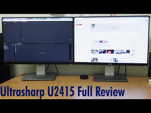 Dell Ultrasharp U2415 Full Review