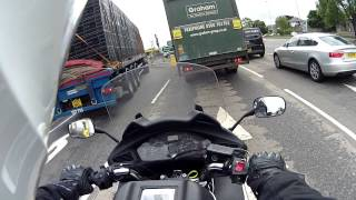 6. Honda NT700V's Blairgowrie to Dundee ( 3 )