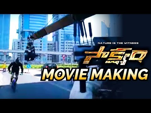 Saakshyam Movie Making