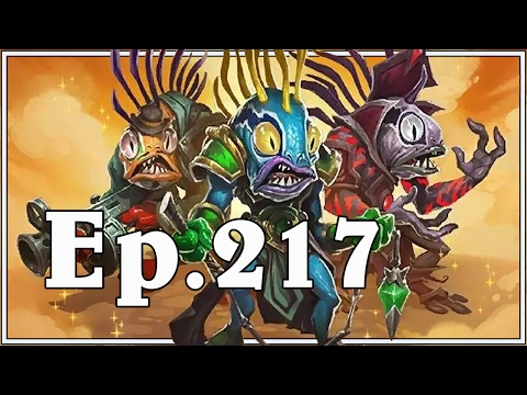 Funny And Lucky Moments - Hearthstone - Ep. 217 (видео)