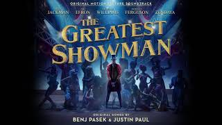 The Greatest Showman Cast - A Million Dreams (Official Audio)