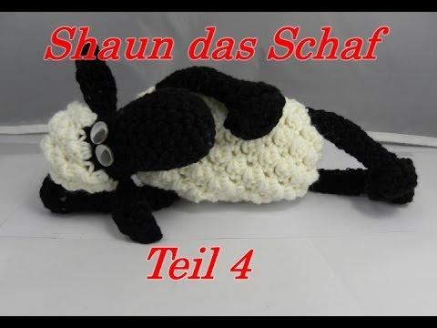Shaun das Schaf Häkeln mit Veronika Hug – Teil 4: Bauch