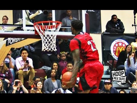 dunkfest - Here is what many are calling the Best McDonalds Slam Dunk Contest Ever. Jam Fest Recap ft. Andrew Wiggins, Jabari Parker, Chris Walker, Rondae Jefferson, an...