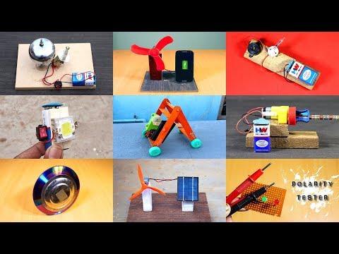 Top 9 Easy School Science Project Ideas for Science Exhibition/Fair