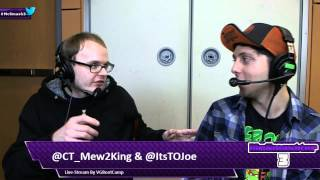 MCSmashter3- Interview with Mew2King
