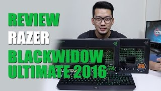 Nonton รีวิว: Razer BlackWidow Ultimate 2016 Film Subtitle Indonesia Streaming Movie Download