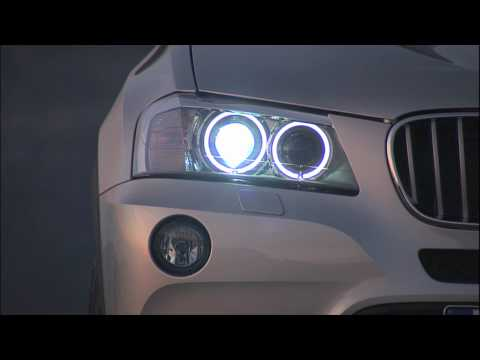 2011 BMW X3 Official Video