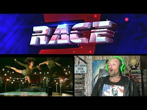 RACE 3 - Official Trailer REACTION - Salman Khan