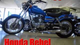 10. 2009 Honda Rebel Champion ChevroletBuick
