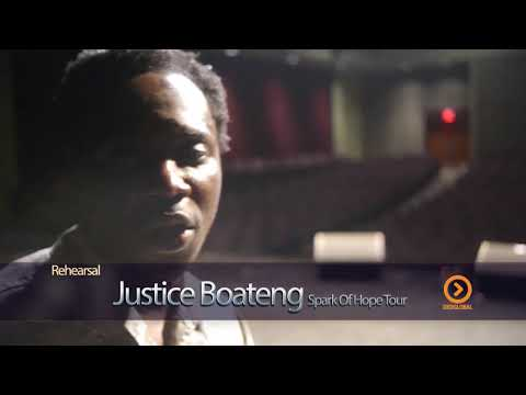 Justice Boateng - Spark of Hope ( Rehearsal)